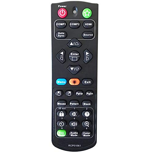 Optoma HD 65 HD 640 BR 3039B Projector Replacement Remote Control