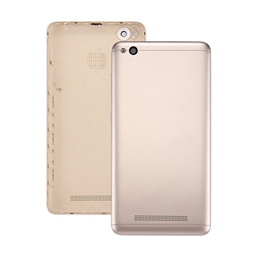 Dmtrab Contraportada substituye for Xiaomi redmi 4A batería Cubierta Trasera (Gris) (Color : Gold)
