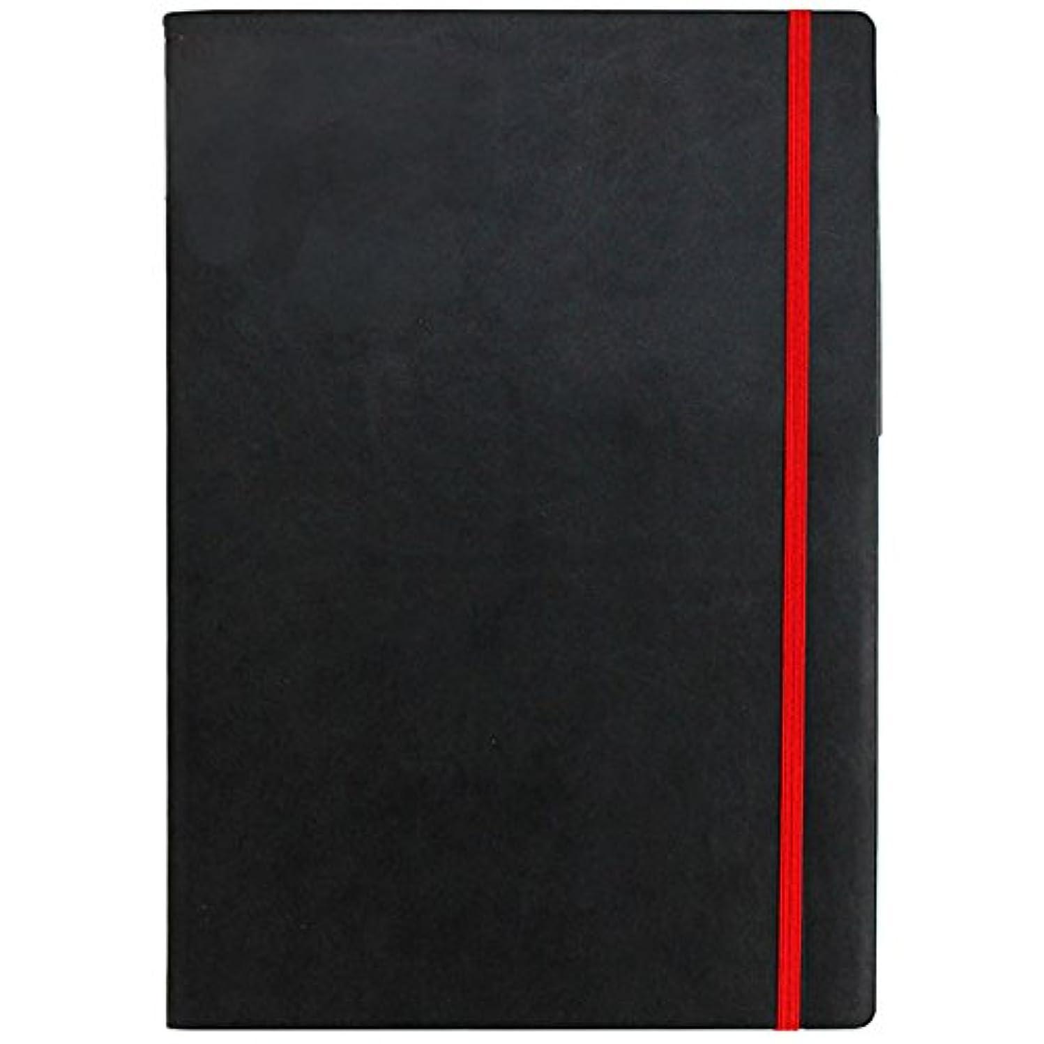 レガミ ノートブック L 17×24cm ブラック