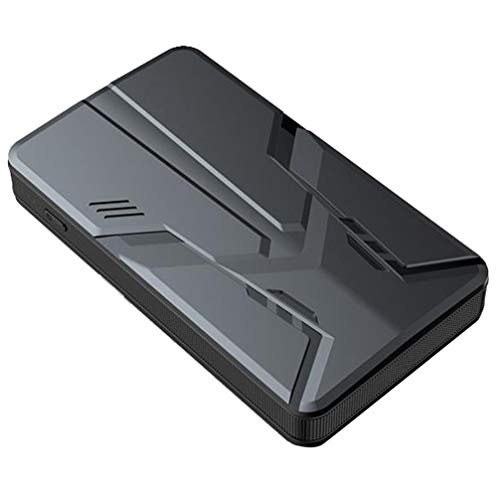 Best Deals! Garneck 12V Car Jump Starter USB Quick Charge Portable Power Adapter Ultrathin Car Emerg...