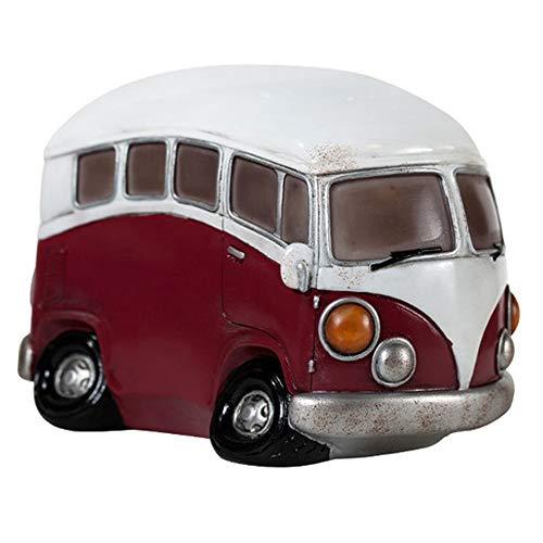 Kassa MYKK Retro Auto Munt Spaarpot Cash Oude Auto Creatieve Spaarpot Voor Papiergeld Verjaardagscadeau Ornamenten 33 * 22 cm 10000 munten