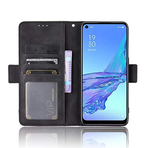 HEYB Handyhülle für Huawei P Smart 2021 Hülle,[Kartenfach] [Magnetverschluss][Standfunktion] Premium PU Leder Flip Case Schutzhülle für Huawei P Smart 2021 Tasche
