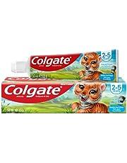 Colgate Toothpaste Kids TP 2-5 Years Bubblefruit, 50 ml