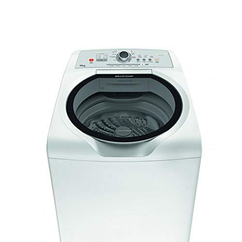 Lavadora de Roupas Brastemp BWH15A 15kg, Branco, 220 V