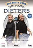 The Hairy Dieters (Hairy Bikers) - How to Love Food and Lose Weight - Dave Myers & Si King - As Seen on BBC2 [DVD + RETRO BADGE]