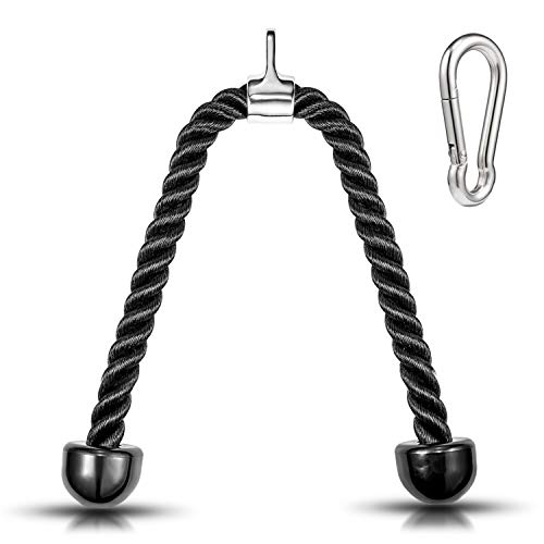 """professional Luss Custom 27 """"Length Stainless Steel Triceps Fitness Cable Tensioner …"""
