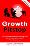 Growth Pitstop: An actionable agenda that manages can use for accelerating growth. (English Edition)
