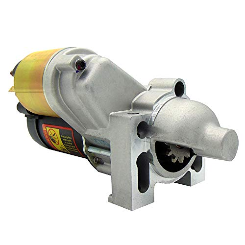 Rareelectrical NEW 12T STARTER COMPATIBLE WITH CARRIER SIEMENS GENERATORS 0E9323 D10455515 10455515 OE9323