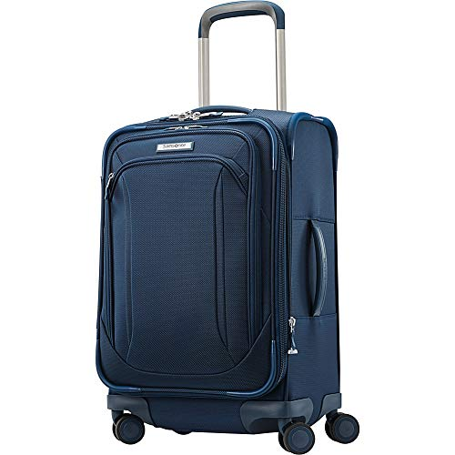 Samsonite Lineate Softside Luggage, Evening Teal, Carry-On