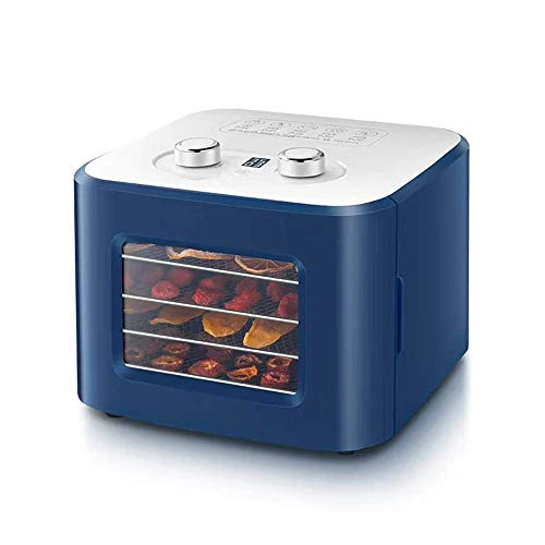 Food Dehydrator Machine Household Small Multi-Function Pet Snack Dried Fruit Dryer All Metal Cavity Automatic Cooling