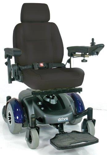 Drive Medical Image EC Wheel Drive Wheelchair