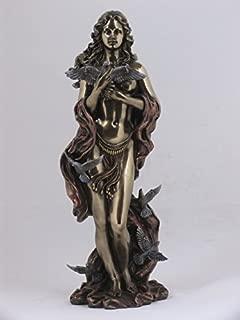 Best aphrodite bronze statue Reviews