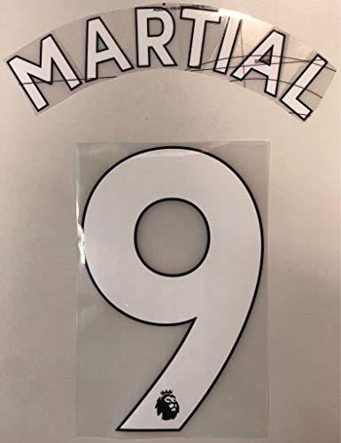 Flock Original Premier League Trikot 23cm - Martial 9