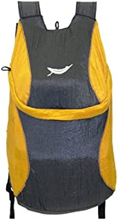 Trek Light Gear Ultralight Bindle Daypack - The Best Lightweight 14L Backpack - Made from Ultra Strong & Durable Parachute Nylon - Great for Travel, Hiking, Camping & School - Packs Down to 3.5oz Pouch