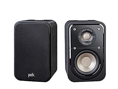 Polk S10 Signature Series Speaker - Washed Black Walnut by Polk
