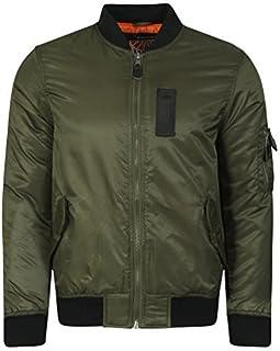 Tokyo Laundry Men's Paulton Zip Up Bomber Jacket Size S-XXL