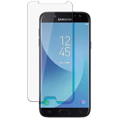 disGuard Schutzfolie für Samsung Galaxy J5 (2017) [2 Stück] Entspiegelnde Displayschutzfolie, MATT, Glasfolie, Panzerglas-Folie, Displayschutz, Hoher Härtegrad, Glasschutz, Anti-Reflex