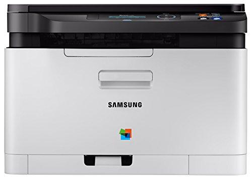 Samsung Xpress C480/TEG Stampante multifunzione a colori, Grigio/Nero