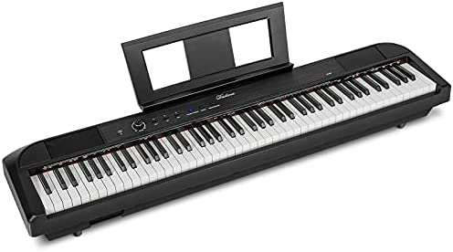 Top 10 Best digital grand piano 88 key weighted Reviews