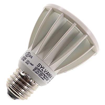 Sylvania 72534 LED11PAR20/DIM/930/FL30/P2/LW LED Flood Light Bulb, 11W, 550-Lumen, 3K, (6-Pack)