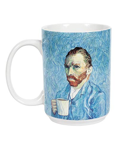 Headline Shirts Van Gogh Coffee Mug