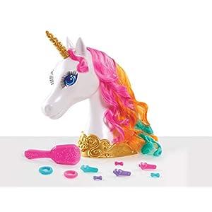 Barbie Dreamtopia Unicorn Styling Head (10-Pieces)