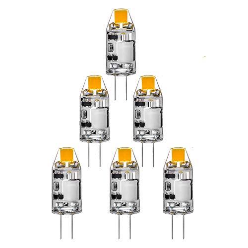 WSYC G4 LED Lampen, 2W LED Birnen...