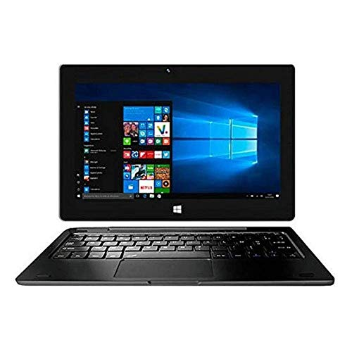 THOMSON Hero 10 Negra Tablet-pc 10.1'' Táctil Led PS HD Celeron Emmc 64gb 4gb Ram Windows 10 S