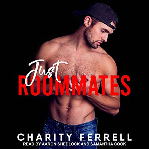 Just Roommates audiobook cover art