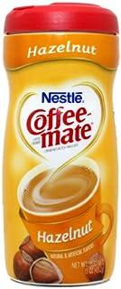 Nestle Coffee-Mate ネスレ コーヒークリーマー コーヒーメイト(ヘーゼルナッツ)425g (15oz) 並行輸入商品