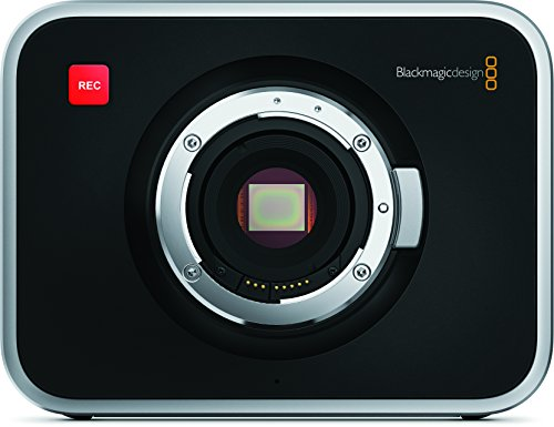 Blackmagic Design Cinema Camera EF - Videocámara