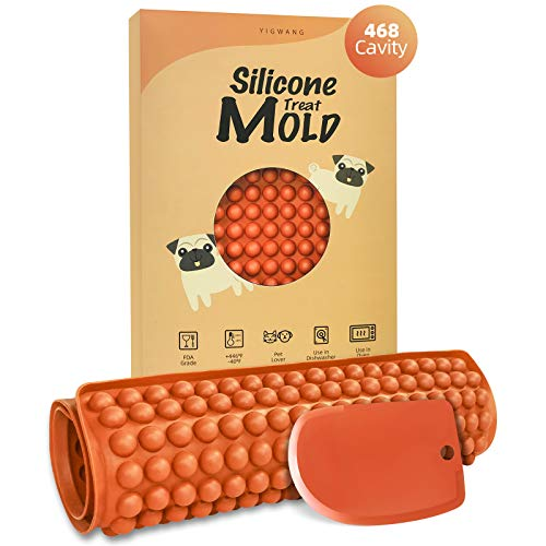 Silicone Mini Dog Treat Molds