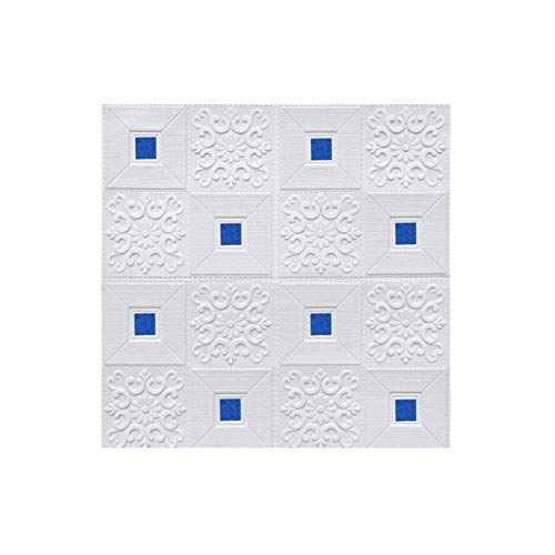 Metermall Home Waterdichte 3d Stereo muur Sticker plafond slaapkamer dak muur Papieren zelfklevende dak decoratie Wallpaper