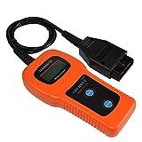 LLC Integral Universal U480 CAN OBD2 OBD II Car Diagnostic Scanner Engine Code Reader Vehicle Trouble Check Fault Decoder Car Tester Scan Tool Professional Device