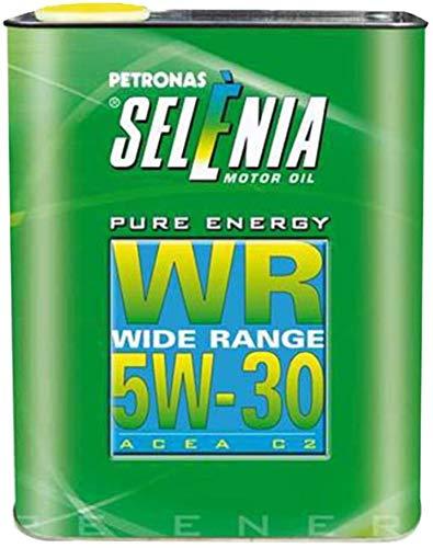 SELENIA WR PURE ENERGY 5W30 PLASTICA L.1, Confezione da 12 litri