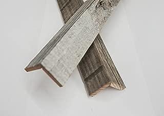 wood corner molding