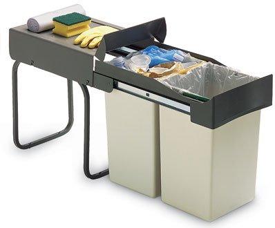 Wesco - Producto de almacenaje de cocina bajo balda