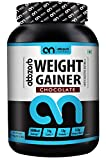 Abbzorb Nutrition Weight Gainer with Digestive Enzymes (Chocolate, 1 Kg)