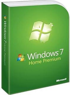 Microsoft Windows 7 Home Premium, DVD, ENG - Sistemas operativos (DVD, ENG, ENG, DirectX 9 WDDM 1.0 + CD/DVD-ROM, 1.0 GHz)