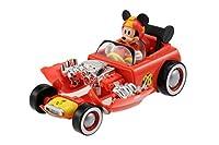 ディズニー ミッキーマウスとロードレーサーズ かんたん変形! ホット・ロッド ミッキーマウス