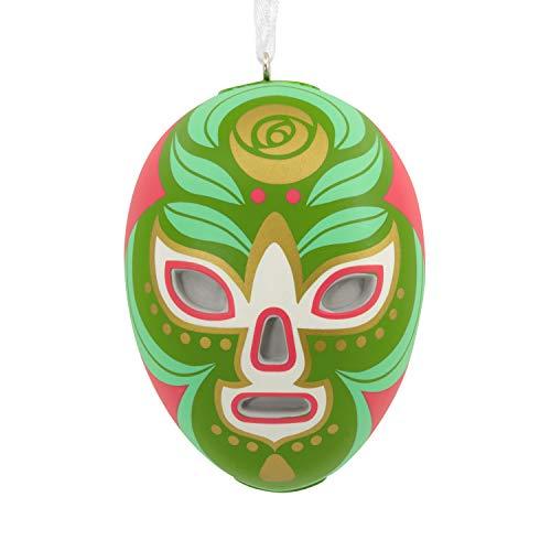 Hallmark Vida Christmas Ornament, Luchador Mexican Wrestling Mask