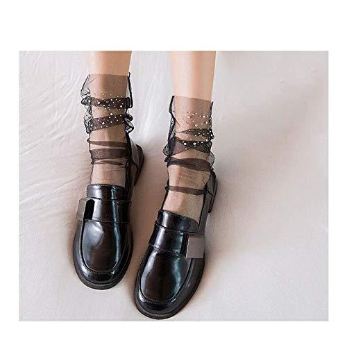 Liliguan Vrouwen-verband-sokken - korte sokken vrouwelijk de silicone-onzichtbare sokken
