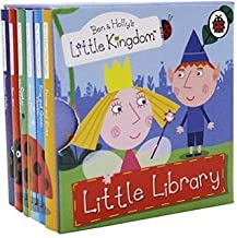 Ben and Hollys Little Kingdom Little Library 6 Books for Little Hands
