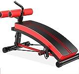 JINHH Banc De Musculation, des Sit-ups Fitness Equipment Muscle Abdominal Haltère...