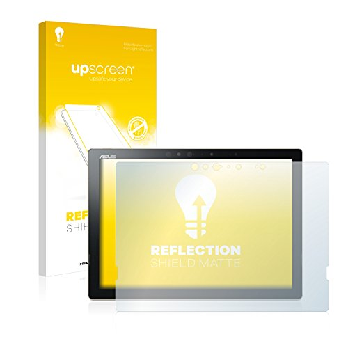 upscreen Entspiegelungs-Schutzfolie kompatibel mit Asus Transformer 3 Pro T303UA – Anti-Reflex Bildschirmschutz-Folie Matt