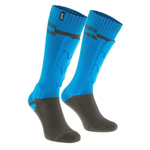 ION BD_Sock 2.0 Protection Protectores Calcetines Dentro de Azul, Tamaño:35-38