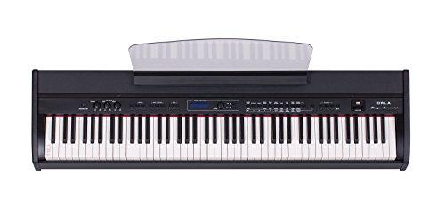 Orla 438pia0712Stage Concert Tastatur, Schwarz