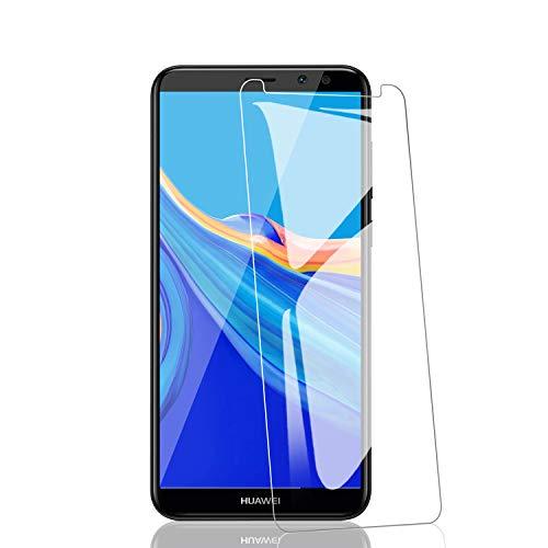 RIIMUHIR 3 Pezzi Vetro Temperato per Huawei Mate 10 Lite, Trasparente Glass Pellicola Protettiva Protezione Schermo, Durezza 9H, Anti graffio, Anti-Impronte