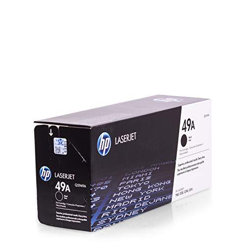 Original HP Q5949A / 49A Toner Black für HP LaserJet 1320 TN
