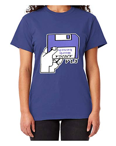 Women's Amiga Workbench v1.3 Disk T-shirt